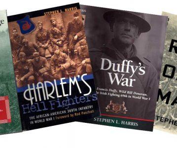 Four Outstanding AEF Regimental Histories